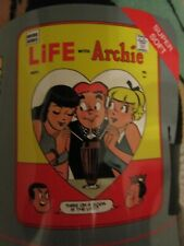 """New ~ Archie Comics Plush Throw Blanket ~48 x 60"""" ~ Super Soft ~ Loungefly"""