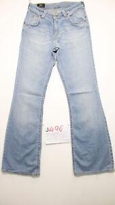 Lee Felton bootcut (Cod.J496) Tg.42 W28 L33 boyfriend jeans usato donna