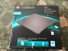 BRAND NEW RARE LOGITECH TOUCHPAD T650 MOUSE PAD WIRELESS RECHARGEABLE