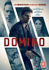 Domino DVD (2019) Nikolaj Coster-Waldau, De Palma (DIR) cert 18 ***NEW***