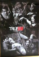 True Blood-Collage- Poster-Laminated available-90cm x 60cm-Brand New