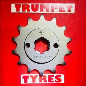 HYOSUNG GV250 EFI 11 12 FRONT SPROCKET 14 TOOTH 520 PITCH JTF1554.14