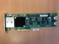LSI MegaRAID  SAS 8888ELP 3GBPS  PCI-E RAID CONTROLLER CARD LP P/N - L3-01119