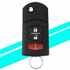 2 For 2007 2008 2009 2010 Mazda CX-9 CX9 Keyless Entry Remote Car Key Fob