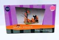 Spooky Hollow Bridge House Accessory Halloween