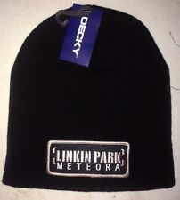 LINKIN PARK  METEORA  LICENSED BEANIE SKULL CAP  ROCK  NEW! t-shirt