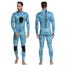 3MM Neoprene Wetsuit Men Surfing Diving Suit Camouflage Warm Full-body Winter