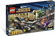 LEGO 6864 Batmobile and Two Face Chase DC Super Heroes New Sealed!