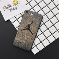 Jordan Soft TPU Silcone Shockproof Protective Case Cover For iphone 6 6S 7 plus