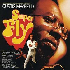 Superfly - Curtis Mayfield (1999, CD NIEUW) Music BY Curtis Mayfield