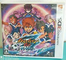 Nintendo 3DS Inazuma Eleven GO Galaxy Super Nova Japanese USED Good
