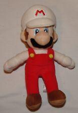 "Super Mario Bros Plush Stuffed Animal 8"" Toy Mario"