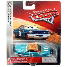 Mario Andretti #11 Scavenger Hunt Disney Pixar Cars 3 Movie Metallic Chase Car