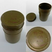 Vietnam War era US army original hand bomb box grenade Vintage antique bottle
