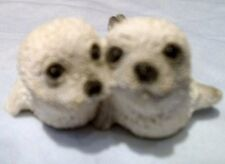 seal twin babies - tiny and so so cute
