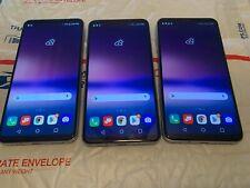 Lot of 3 LG V30 64GB - GSM unlocked