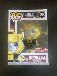 Transformers - Bumblebee with Wings US Exclusive Pop! Vinyl FUNKO