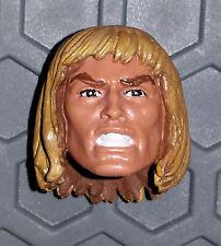 MOTU Vintage Custom OO LARR ALCALA PAINTED HEAD He-Man Masters Universe