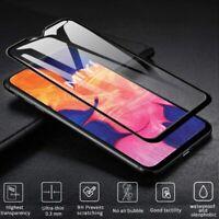 For Samsung Galaxy A10E A20E Full Coverage 9h Tempered Glass Screen Protector
