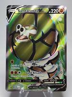 Sandaconda V 184/192 - Rebel Clash FULL ART ULTRA RARE Pokemon TCG Card