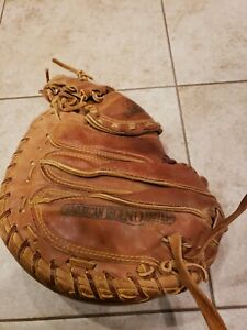 Nokona Catchers Mitt CM500K Kangaroo Leather for right handed