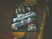 Fast And Furious (DVD, 2009)