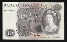 More details for £10 m11  replacement page 1971 bank of england m11 058065 aunc b327