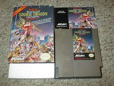 Double Dragon II 2: The Revenge (Nintendo NES, 1990) Complete in Box GOOD