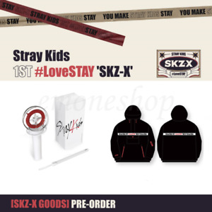 PRE-ORDER Stray Kids [ 1ST # LoveSTAY SKZ-X ] ONLINE FANMEETING OFFICIAL GOODS