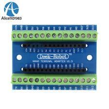 Nano Terminal Adapter For The Arduino V30 Avr Atmega328p Au Module Board