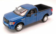 Pickup di modellismo statico in plastica blu