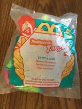 1996 McDonalds Happy Meal: Nickelodeon TANGLE TWIST-A-ZOID #5 - New, Sealed!