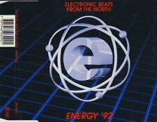 Energy '92-Electronic Beats from the North Elegant Machinery, Cultiv.. [Maxi-CD]