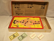 Vintage 1965 Milton Bradley Operation The Electric Game in Box Smoking Dr 4545