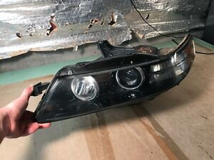 07-08 OEM Acura TL Type S LH Left headlight assembly Xenon HID