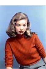 Lauren Bacall 7  portrait photo photo - PRICE PER PHOTO