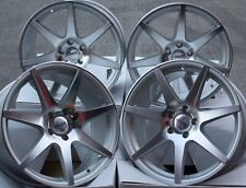 "18"" SMF NEW Z1 ALLOY WHEELS FITS RENAULT VOLVO PEUGEOT MERCEDES BENZ 5X108 ONLY"