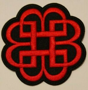 """Breaking Benjamin Embroidered Applique Patch~3"""" x 3""""~Iron~Sew~Ships FREE"""