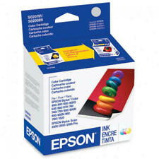 NO BOX NEW Epson Genuine Color S020191 S02089 Cartridge for Stylus 760 860 740