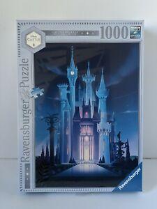 Disney Ravensburger Cinderella Castle Collection Puzzle 1/10 New In Box