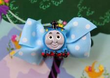 Thomas The Tank Engine & Friends Train Inspired Girl Toy Book Handmade Hair Clip