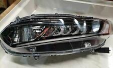 Headlight Halogen & LED Driver Left Honda Accord 2018 2019 33100TVAA61