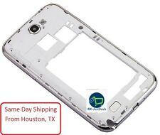 Housing Chassis Frame Bezel White for AT&T Samsung Galaxy Note 2 II i317
