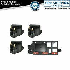 Ignition Coil Set of 3 & Control Module Kit for Chevy Pontiac Buick Olds