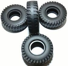 12 Reifen . 70mm Muldenkipper Reifen f Caterpillar 793 C, NZG 403 , 1/50