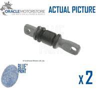 2 x NEW BLUE PRINT FRONT SUSPENSION ARM BUSH PAIR GENUINE OE QUALITY ADG080111