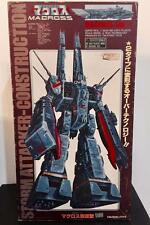 VINTAGE 80' JAPAN TAKATOKU STORM ATTACKER CONSTRUCTION ( SDF-1 ) - SUPER RARE