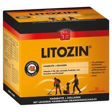 LITOZIN Hagebutte+Kollagen Trinkfläschchen 30X25 ml PZN 11138061