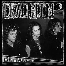DEAD MOON 'Defiance LP rats lollipop shoppe pierced arrows fred cole last drive
