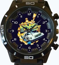 Back To Future New Gt Series Sports Unisex Gift Wrist Watch